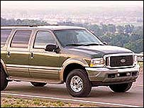 Ford Excursion SUV