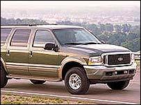 Ford Excursion SUV