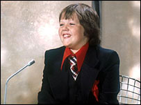 Little Jimmy Osmond