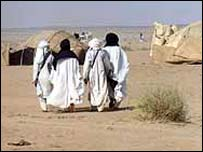 Nomads in Niger