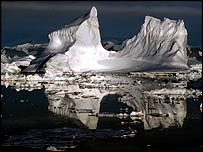 Iceberg   British Antarctic Survey