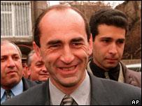Президент Армении Роберт Кочарян