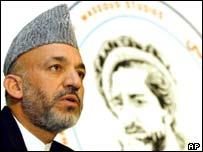 Hamid Karzai, AP