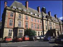 Queen Victoria Hospital Newcastle