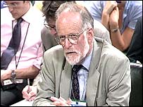 David Kelly, government weapons proliferation adviser