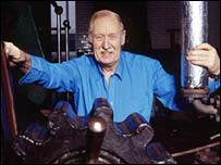 Trevor Baylis is one of the UK's most respected inventors