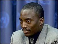 DR Congo President Joseph Kabila
