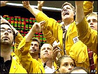 Chicago currency futures trader