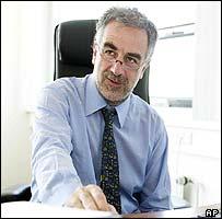 Prosecutor Luis Moreno Ocampo