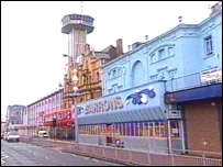Great Yarmouth front