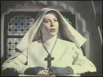 Kerr in Black Narcissus