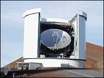 Telescope, PParc