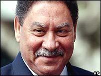 President Fradique de Menezes