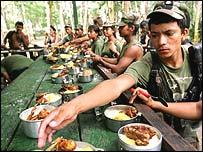 FARC camp