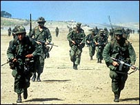 US invasion of Grenada 1983