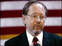 US Ambassador John Blaney