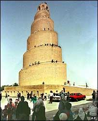 Minaret at Samarra