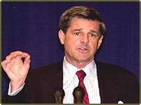 US administrator in Iraq, Paul Bremer