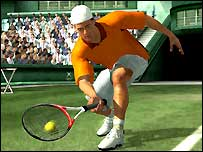 Lleyton Hewitt in Top Spin