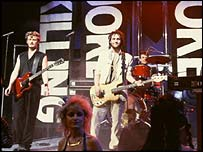 Killing Joke perform on Top Of The Pops in 1982