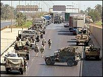 Iraqi highway