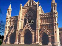 St Albans Abbey