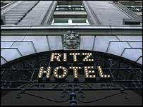 The Ritz Hotel