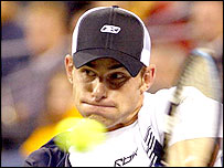 American Andy Roddick