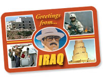 Greetings from Iraq (Some pictures from Live Travel)