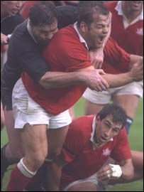 Canada v New Zealand 1991