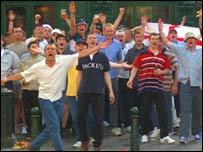 Fans, BBC