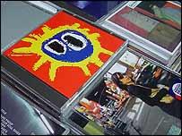 Primal Scream's Screamadelica with other Mercury winners