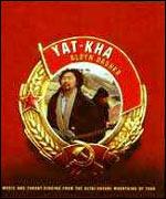 Yat-Kha: portada del disco Aldyn Dashka.