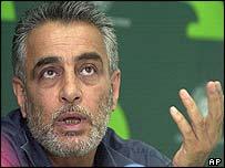 Al-Jazeera journalist, Tayseer Alouni
