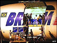 Brasil Air DC-10