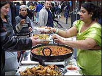 Brick Lane Festival from 2002