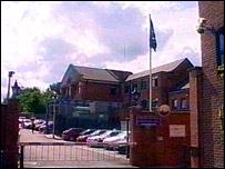 Kings Heath police station