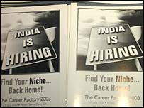 The Career Factory's brochure