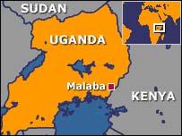 Malaba town