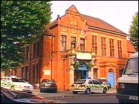 Thornhill Road police station, Handsworth