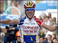 Spain's Luis Perez