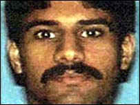 FBI photo of hijacker Nawaq Alhamzi
