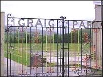 Penygraig rugby field