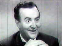 Cyril Fletcher appearing on What's My Line in the 1950s