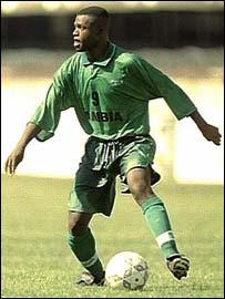 Zambia's Dennis Lota