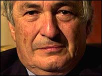 World Bank President James Wolfensohn