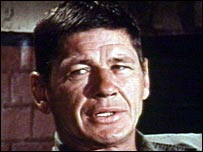 Charles Bronson in The Dirty Dozen