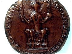 King William's seal