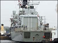 HMS Grafton