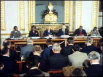 The 1979 Lancaster House talks